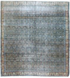 Seneh Number 19594, Antique Persian Rugs | Woven Accents