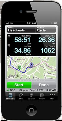 10 of the best training apps | road.cc | Road cycling news, Bike reviews, Commuting, Leisure riding, Sportives and more