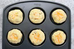 keto stuffed biscuit style breakfast recipe