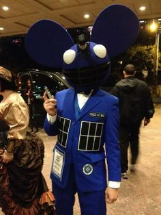 WTF?! Cosplay, Doctor Who