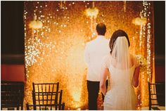 SEQUIN PHOTO Backdrop Photo Booth Backdrop Ceremony by VowWowDecor, $115.00