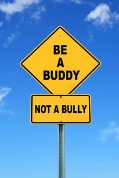 Need ideas to teach children to be a buddy, not a bully? This helpful article provides anti-bullying classroom activities and books to read. October is National Bullying Prevention Month. Anti Bully Quotes, Bullying Quotes, Stop Bullying Posters, No Ordinary Girl, Bullying Prevention, Photo Wall Collage, Photo Collages, Happy Words, Classroom Activities