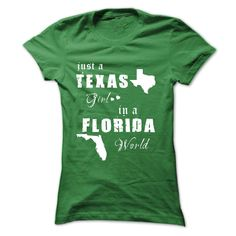 Texas Girls In Florida World T-Shirts Hoodies Sunfrog	https://www.sunfrog.com/States/Texas-Girls-In-Florida-World-Green-Ladies.html?81633