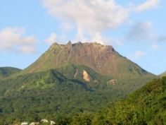 Le volcan de la Soufrière #Guadeloupe