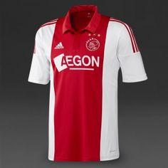 14/15 Ajax Home Soccer Jersey Shirt