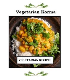 Another pinner said: Vegetable Korma. We have an Indian food restaurant near us that serves the best veggie Korma ever. It's making my mouth water just thinking of it! Veggie Recipes, Indian Food Recipes, Asian Recipes, Vegetarian Recipes, Cooking Recipes, Healthy Recipes, Vegetarian Curry, Easy Recipes, Thai Cooking
