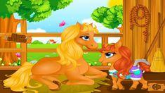 Pony Gives Birth