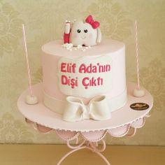 Diş Bugdayi Pastası / Baby Cakes