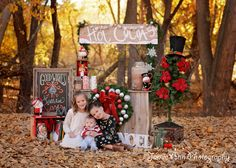 Hot Cocoa Stand Mini session, Holiday shoot, Jamie Ann Photography Nevada Source by dorofee Christmas Booth, Family Christmas Pictures, Christmas Backdrops, Christmas Portraits, Christmas Minis, Xmas, Family Pictures, Photography Mini Sessions, Photography Themes