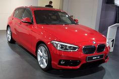 2015 BMW 1-Series (Geneva International Motor Show 2015) #Geneva_2015 #BMW #BMW_1-series