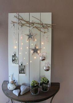 19 ideas para hacer detalles navideños con ramas secas | Bohemian and Chic