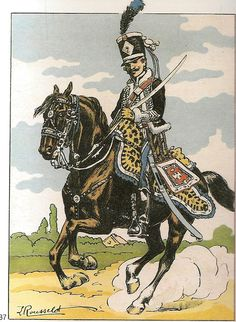 French; 2nd Hussars, Officer, 1804-05