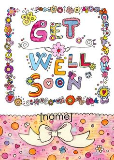 7 Best Personalised Get Well Soon Cards Images Custom Cards Get