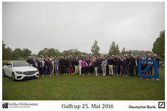 Der Golfcup mit der Deutschen Bank AG war ein voller Erfolg: 6.000 Euro Erlös ging an ein Zwickauer Kinderprojekt! Besten Dank an alle Teilnehmer!