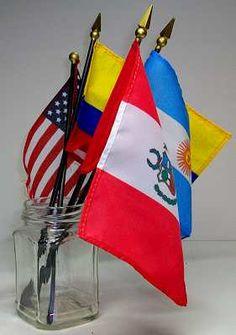 Comida para celebrar el Mes de la Herencia Hispana en los EEUU (del 15 de septiembre al 15 de octubre) //  Food to celebrate Hispanic Heritage Month (Sept. 15 - Oct. 15) in the USA