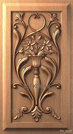 41 Ideas For Entrance Door Design Cnc Wood Carving Designs, Wood Carving Patterns, Wood Carving Art, Wood Art, Front Door Design Wood, Wooden Door Design, Wooden Doors, Door Design Interior, 3d Max