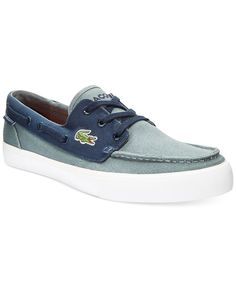 Lacote Keel Boat Shoes