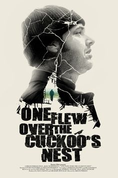 film posters Jack Nicholson - One flew over the Cuckoo's Nest Iconic Movie Posters, Cinema Posters, Movie Poster Art, Poster S, Iconic Movies, Latest Movies, Jack Nicholson, Great Films, Good Movies