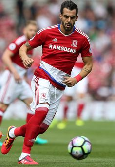 Alvaro Negredo (Middlesbrough) New Balance Furon 2.0