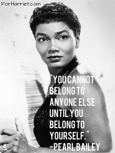 You cannot belong to anyone else until you belong to yourself. www.adventuresofacurlygirl.com