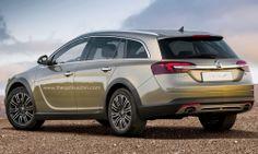 2016 Buick Regal Touring concept