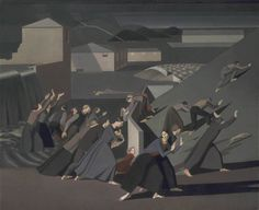 The Deluge Winifred Knights