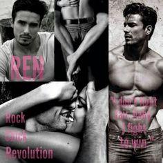 Ren Rock Chick Series, Kristen Ashley Books, Revolution, It Cast, Author, Fan Art, Reading, Boards, Fictional Characters