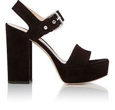Gianvito Rossi Gina Platform Sandals -  - Barneys.com