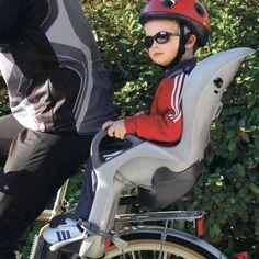 Child's Reclining Bike Seat