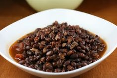 Ever have beans just not be right even after soaking them overnight? This recipe finally worked for me! A Year of Slow Cooking: Slow Cooker Mexican Black Beans Recipe Slow Cooking, Slow Cooked Meals, Slow Cooker Recipes, Crockpot Recipes, Cooking Recipes, Bulk Cooking, Freezer Cooking, Freezer Meals, Cooking Ideas