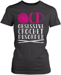Obsessive Crochet Disorder #CrochetGifts