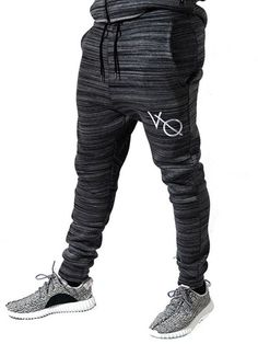 Black Flux Sweatpants  www.vqfit.com