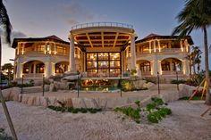 Beach Mansion it looks like