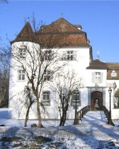 Bottmingen Castle (German: Schloss Bottmingen) is a castle in the municipality of Bottmingen in the canton of Basel-Land in Switzerland. It is a Swiss heritage site of national significance