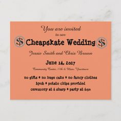288 Best Funny Wedding Invitations Images In 2019