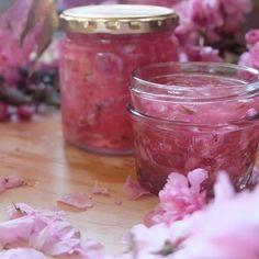 八重桜のジャム