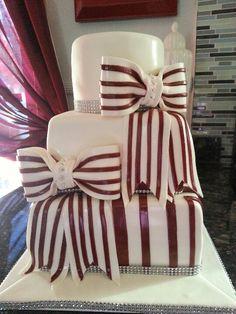 Sweet 16/ quincenera cake