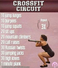 Have you tried crossfit yet? Well get on it!! #exercise #fitness #workout