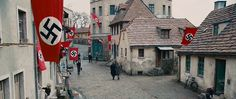 The setting for The Book Thief is a sad, bleak neighborhood on Himmel Street. Himmel Street is located in the fictional town of Molching, Germany. According to the novel Molching was located close to Munich, Germany. Code Name Verity, Love Book, This Book, Markus Zusak, Light Film, The Book Thief, Wolfenstein, Learn To Read, The Fosters