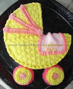 Baby Shower Cake Idea... This website is the Pinterest of baby shower cakes