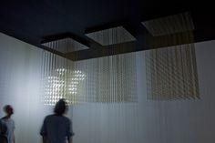 Swarm Light by rAndom International
