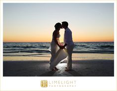 #limelightphotography #limelight #wedding #florida #beach #weddingday #bride #groom #sunset #ocean #sand
