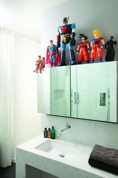 Francia lecke - fürdő játékgyűjteménnyel