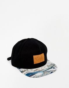 The Quiet Life X Liberty Ocean Snapback Cap