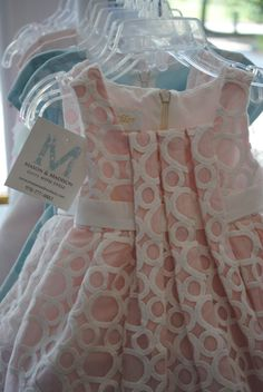Beautiful Children's clothing...I think I have a pattern like this!