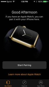 Apple Watch a New Frontier for Salesforce and Enterprise Apps?