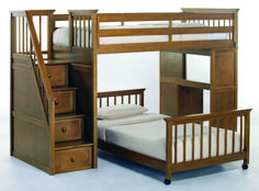 Deciding to Buy a Loft Space Bed (Bunk Beds). – Bunk Beds for Kids Bunk Beds For Girls Room, Bunk Bed With Desk, Bunk Bed With Trundle, Bunk Beds With Stairs, Kid Beds, Bed Rooms, Desk Bed, Desk Chair, Desk Lamp