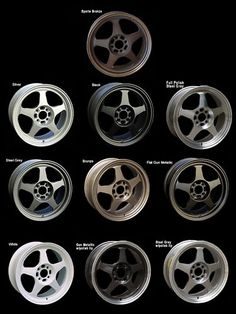 1000 Images About Wheels On Pinterest Bbs Wheels