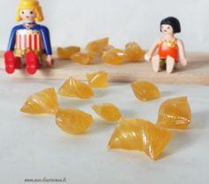 Comment faire des bonbons au miel