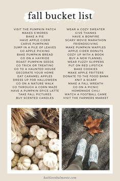 Herbst Bucket List, Autumn Bucket List, Thanksgiving Bucket List, Fun Bucket, Thanksgiving Ideas, Fun Fall Activities, Indoor Activities, Toddler Activities, Bucket List For Teens